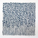 The Field 2, White Papercut