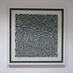 The Field 1, White Papercut