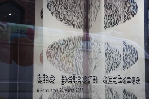 The Pattern Exchange, Temple Bar, Dublin, 2015