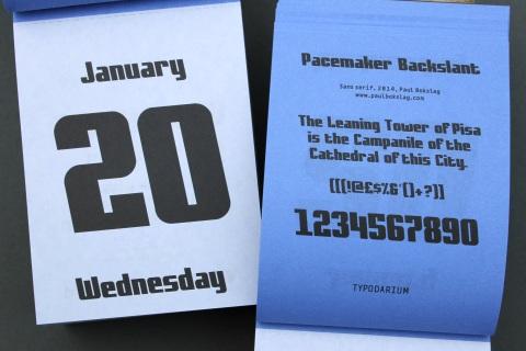 Pacemaker Backslant