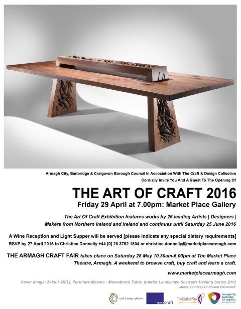 Art of Craft Exhibition 2016