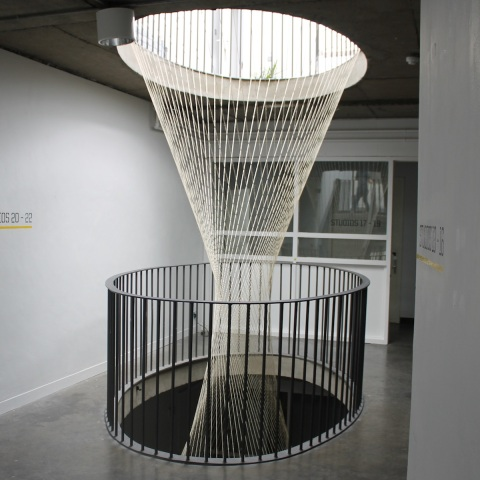Shaft, Temple Bar Gallery, Dublin
