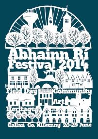 Abhainn Rí Festival Poster 2014