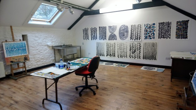 Studio 7, Tyrone Guthrie Centre, Annaghmakerrig, Co. Monaghan