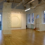 Other Dimensions, Papercut Installations, Luan Gallery, Athlone, 2019