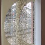 Overlap (detail), Papercut Installation, 200x180cm, Riverbank Arts Centre, Newbridge, 2018