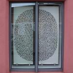 It is Rain That Makes the Flowers Grow, Papercut Installation, 200x180cm, Riverbank Arts Centre, Newbridge, 2018