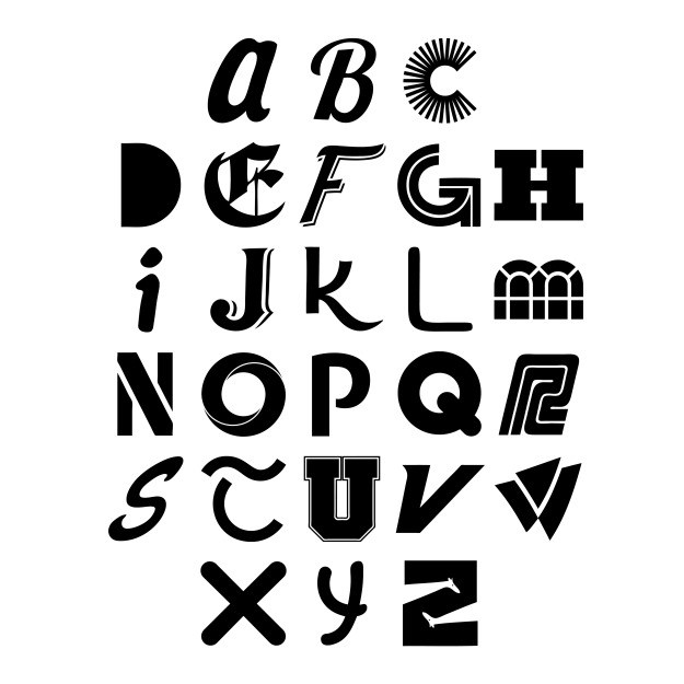 An Irish Alphabet