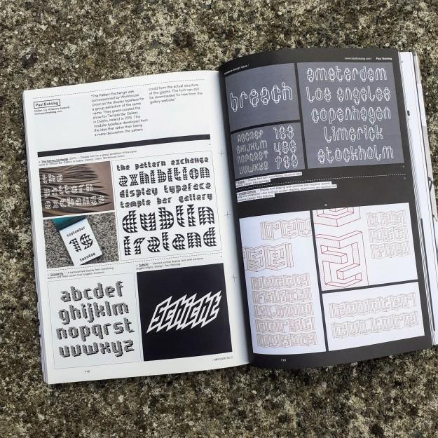 IdN Magazine Typeface Deisgn Issue v26n3